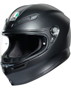 AGV K6 Matt Black 002