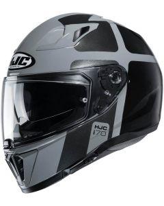 HJC I70 Prika Grey 180