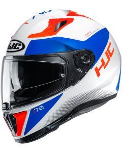 HJC I70 Tas White 253