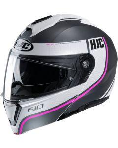HJC I90 Davan Pink 286