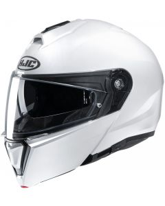 HJC I90 Glossy White 202