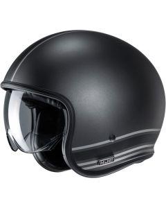 HJC V30 Senti Black 180