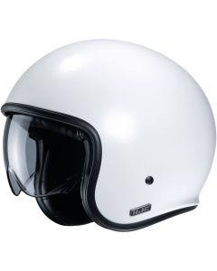 HJC V30 White 222