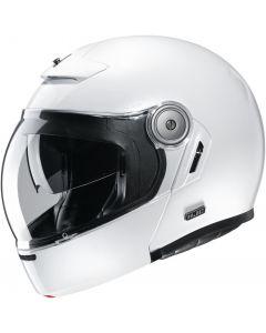HJC V90 Glossy White 202