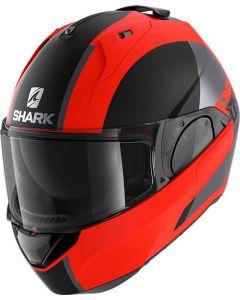 Shark Evo ES Endless Matt Orange/Black/Black OKK