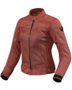 REV'IT Eclipse Jacket Ladies Burgundy Red