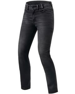 REV'IT Victoria Jeans Ladies Middle Grey Used