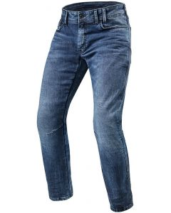 REV'IT Detroit Jeans Medium Blue