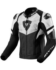 REV'IT Hyperspeed Air Jacket Black/White