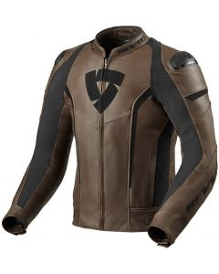 REV'IT Glide Vintage Jacket Brown