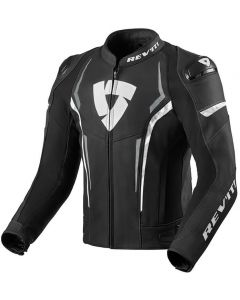 REV'IT Glide Jacket Black/White