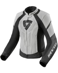REV'IT Xena 3 Jack Ladies White/Black
