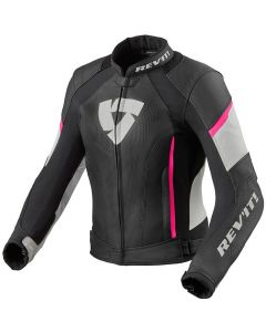 REV'IT Xena 3 Jack Ladies Black/Pink