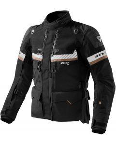 REV'IT Dominator GTX Jacket Black/Sand