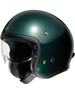 Shoei J-O British Green