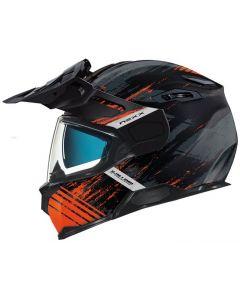 NEXX X.VILIJORD Mudvalley Black/Orange