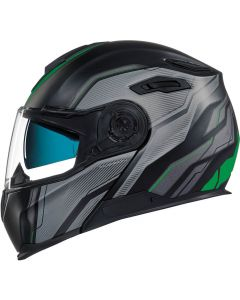 NEXX X.VILITUR Paradox Black/Green Mat