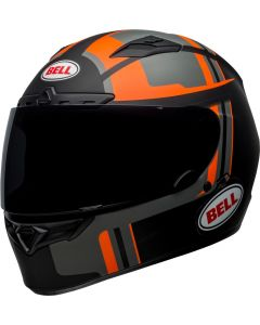 BELL Qualifier DLX Mips Torque Matt Black/Orange