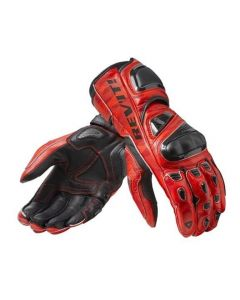 REV'IT Jerez 3 Gloves Red/Black
