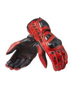 REV'IT Jerez 3 Gloves Red/Black