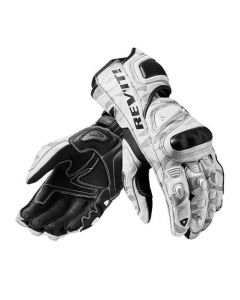 REV'IT Jerez 3 Gloves Light Grey/Black