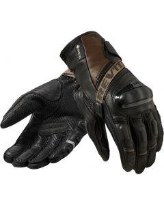 REV'IT Dominator 3 GTX Gloves Black/Sand