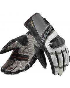 REV'IT Dominator 3 GTX Gloves Light Grey/Anthracite