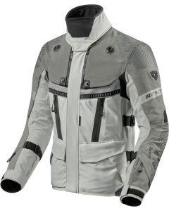 REV'IT Dominator 3 GTX Jacket Silver/Anthracite