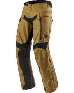 REV'IT Continent Pants Oker Yellow