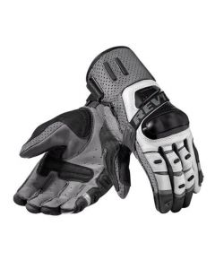 REV'IT Cayenne Pro Gloves Silver/Black
