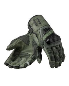 REV'IT Cayenne Pro Gloves Green/Black