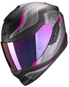 Scorpion EXO-1400 AIR Attune Matt Black/Pink