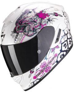 Scorpion EXO-1400 AIR Toa White/Pink