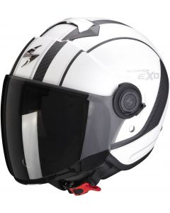 Scorpion EXO-CITY Scoot Matt White/Black