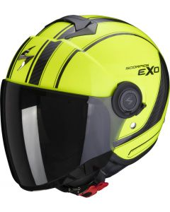 Scorpion EXO-CITY Scoot Neon Yellow/Black