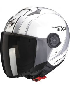 Scorpion EXO-CITY Scoot White/Silver