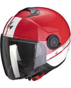 Scorpion EXO-CITY Strada Red/White/White