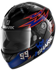 Shark Ridill 1.2 Catalan Bad Boy Black/Blue/Orange KBO