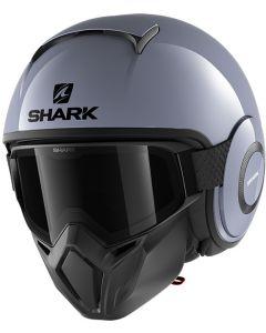 Shark Street Drak Gloss Silver/Nardo S01