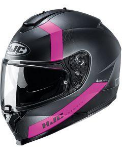 HJC C70 Eura Black/Pink 160