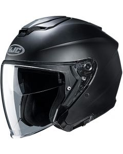 HJC I30 Matt Black 111