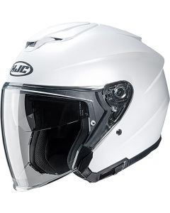 HJC I30 White 202