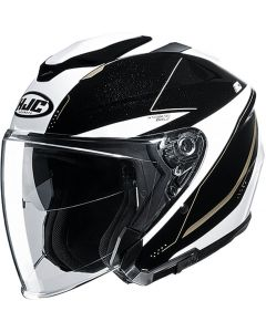 HJC I30 Slight White/Black 127