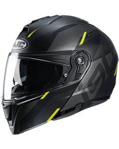 HJC I90 Aventa Black/Yellow 817