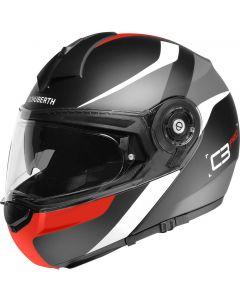 Schuberth C3 Pro Sestante Black/Red 123