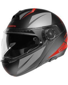 Schuberth C4 Pro Merak Black/Red 831