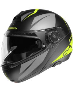 Schuberth C4 Pro Merak Black/Yellow 871