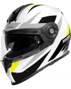 Schuberth S2 Sport Polar White/Yellow 278