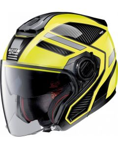 Nolan N40-5 Beltway N-Com Led Yellow/Black 24