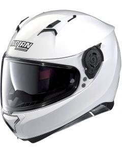 Nolan N87 Classic Metal White 5
